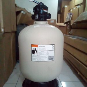 Thermoplastic Tank Dengan Clamp Style Multiport Valve