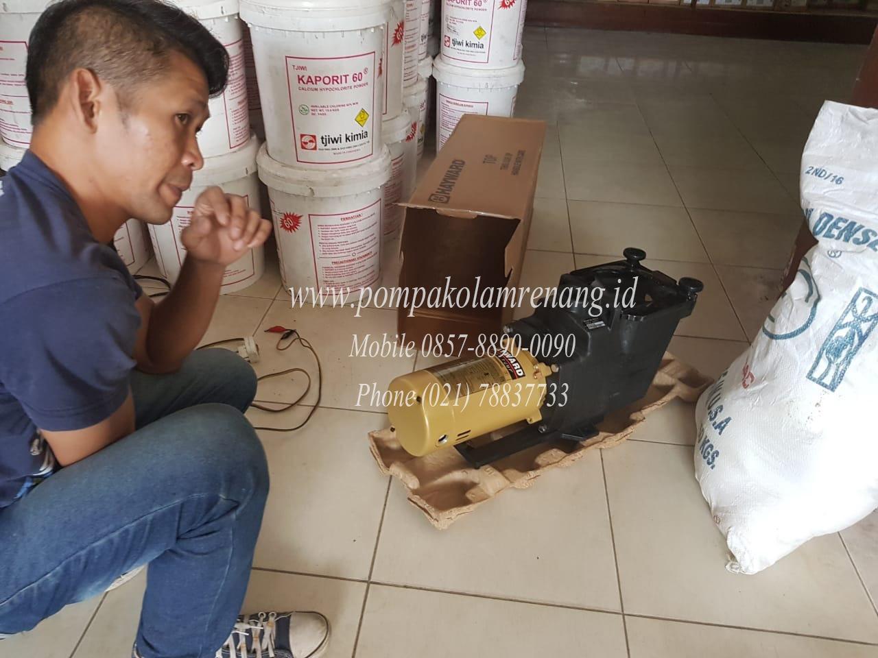 Jual Pompa Kolam Renang Bogor Berstandar Indonesia