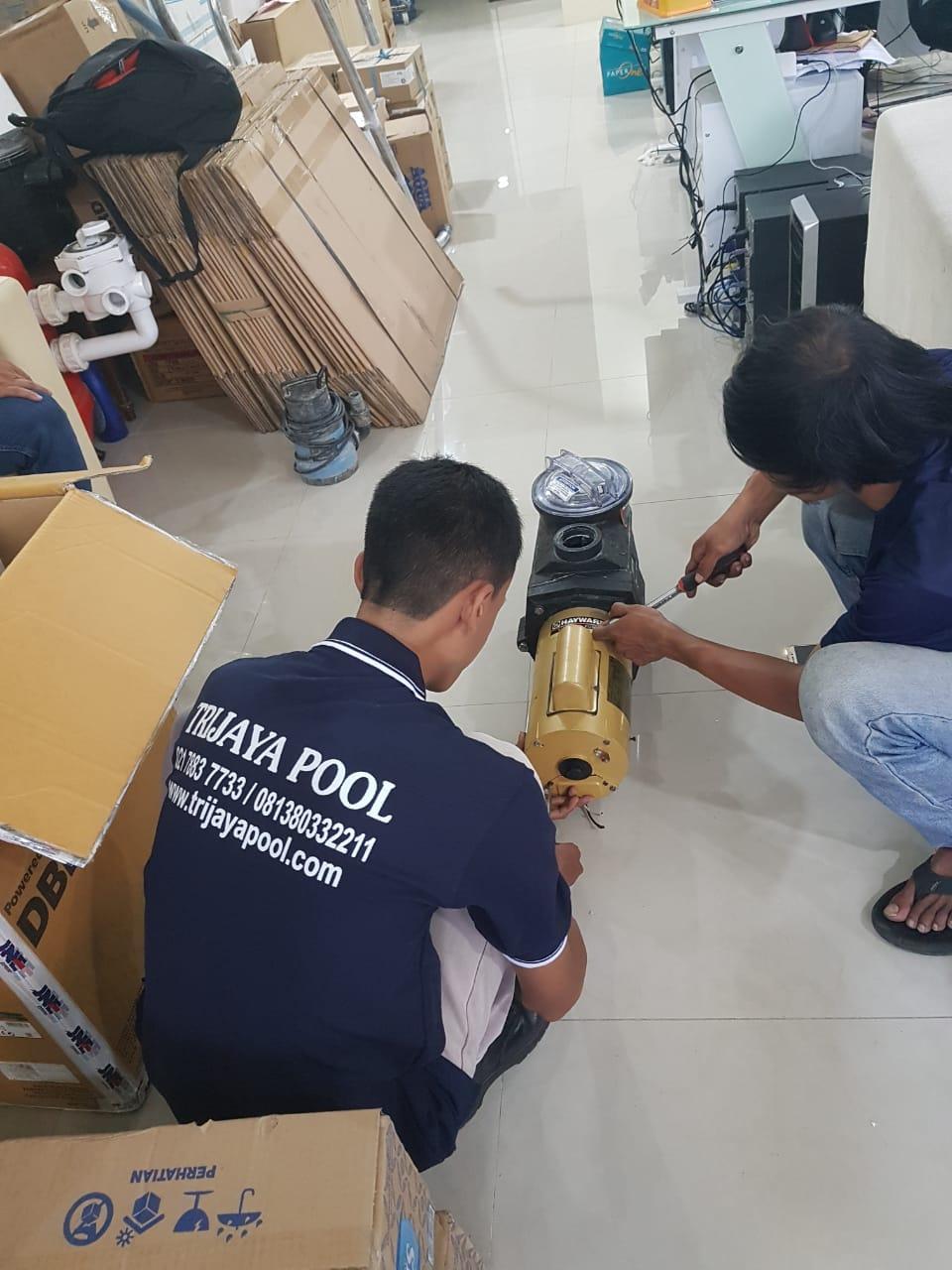 Toko Pompa Kolam Renang Tangerang Selatan