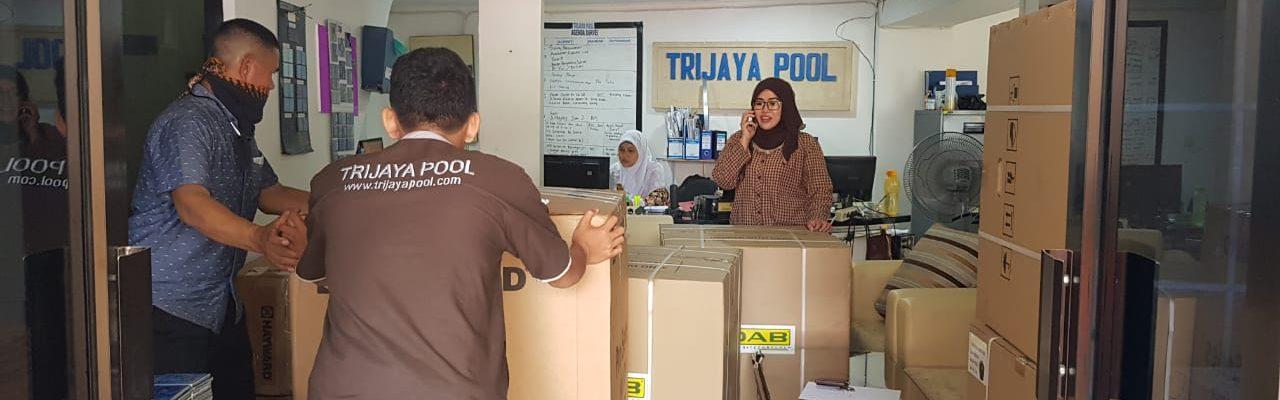 Toko Pompa Kolam Renang di Jakarta