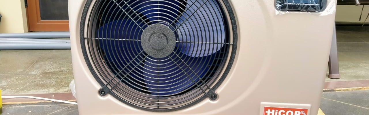 jual mesin heater kolam renang